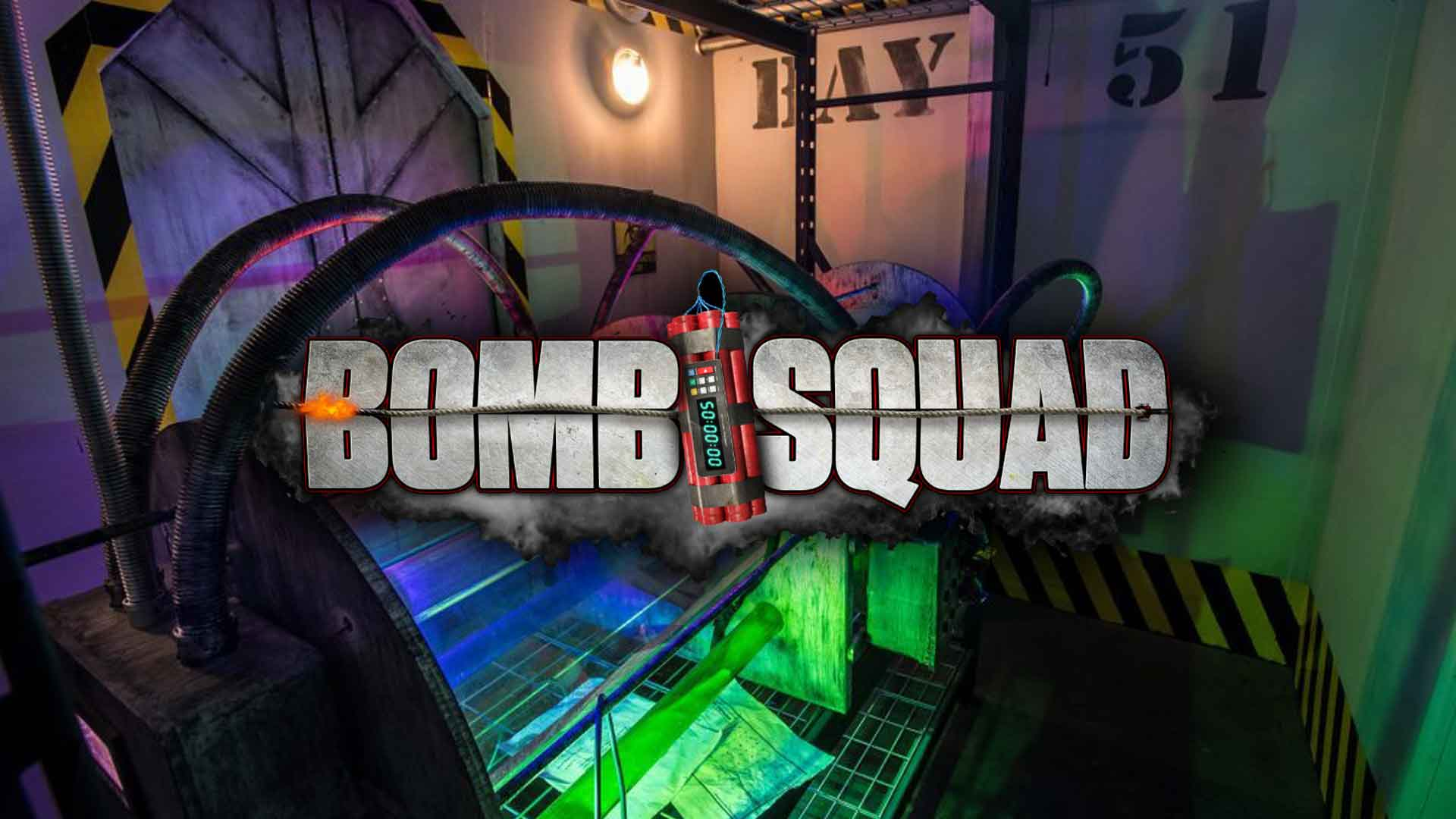 Bomb Squad 5 Minute Escape